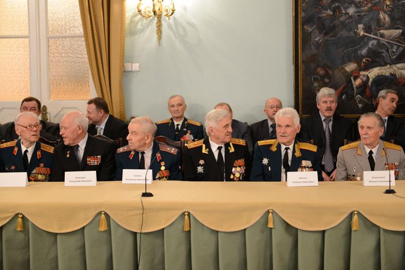 Поздравление для военных ветеранов фото 36